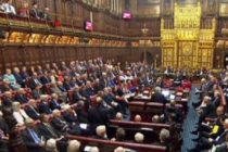 Brexit bill passed, House of Lords votes for bill. UK can leave the EU/Scotland's First Minister will push for another vote before the UK leaves the EU