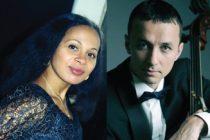 Va place muzica britanica? Turneu muzical in Marea Britanie cu violoncelistul Razvan Suma si pianista Rebeca Omordia