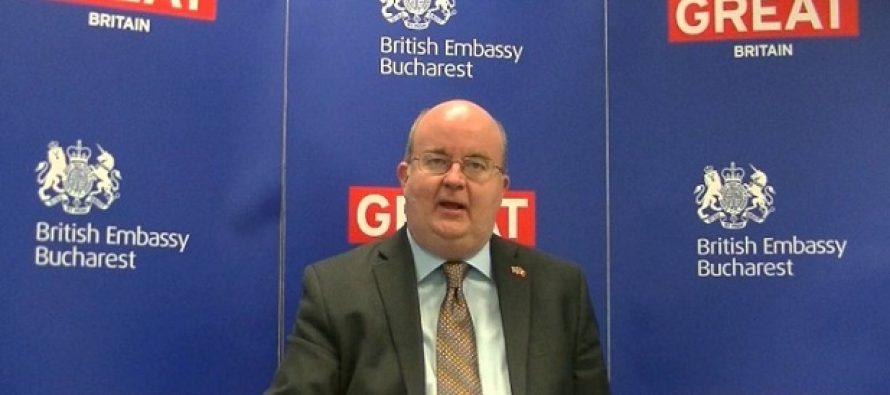 Ambasadorul Marii Britanii si Laura Codruta Kovesi au discutat despre importanta luptei anticoruptie