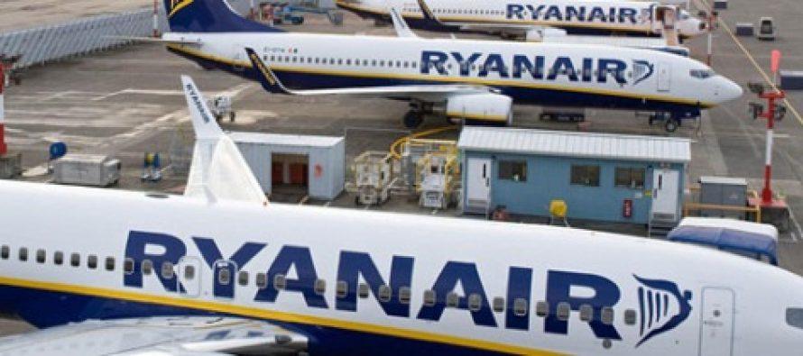 Ryanair a lansat bilete la pret redus pentru toate rutele din Europa operate de companie