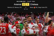 Arsenal Londra a castigat FA Cup in fata rivalei Chelsea Londra