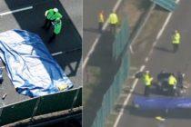 Cinci romani au murit intr-un accident pe autostrada M6 din Marea Britanie. Ambasada Romaniei la Londra: Vom acorda sprijin familiilor victimelor