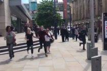 O noua ALERTA la Manchester! O explozie s-ar fi produs intr-un mall din Manchester. UPDATE