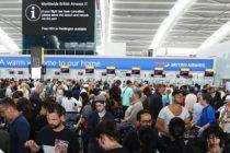 British Airways a reluat o parte dintre zborurile de pe aeroporturile Heathrow si Gatwick