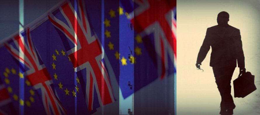 Brexitul pune in pericol statutul de centru financiar mondial al Londrei, in conditiile in care o mare parte a afacerilor sunt legate de Europa
