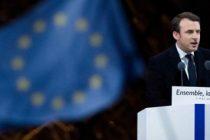 Macron: Voi servi Franta si voi incerca sa strang legaturile intre Europa si cetatenii ei