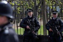 Doi politisti de la Palatul Buckingham, atacati de un barbat care a fost ulterior arestat in cadrul legii antiteroriste