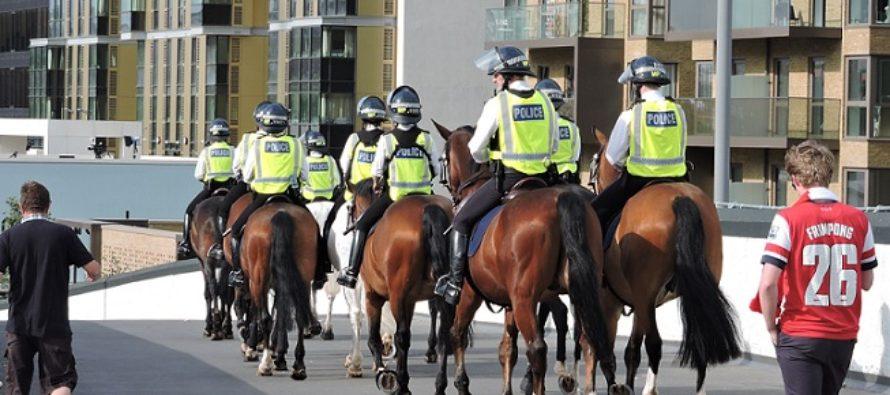Proteste ample la Londra cu prilejul vizitei presedintelui Donald Trump in Marea Britanie