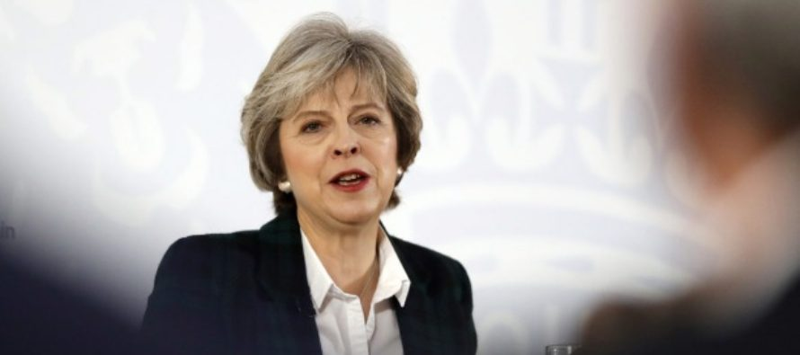 Theresa May a anuntat ce se va intampla cu cetatenii europeni din Marea Britanie dupa Brexit