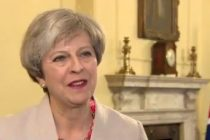 G20 SUMMIT – Theresa May: The G20 leaders will try to persuade Donald Trump to rejoin the 2015 Paris climate change accord