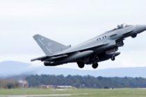 Marea Britanie a mobilizat avioane de lupta, dupa ce doua avioane rusesti au fost interceptate in spatiul aerian britanic