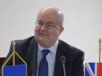 Ambasadorul Marii Britanii la Bucuresti: Prezenta militara NATO la Constanta, un mesaj de siguranta pentru Romania si pentru libertatea de navigatie in Marea Neagra