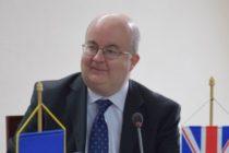 Ambasadorul Marii Britanii, Paul Brummell, la Constanta: Misiunile militarilor britanici in Romania au dus la intarirea relatiilor celor doua tari