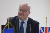 Paul Brummell a comentat de la Constanta modificarile la Codul Fiscal: Pentru investitorii britanici e important sa fie un climat stabil