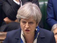 """Theresa May in Parlamentul de la Londra: Libera circulatie se va incheia odata pentru totdeauna"""", se va introduce un sistem de imigratie bazat pe""""contributia la Marea Britanie"""""""