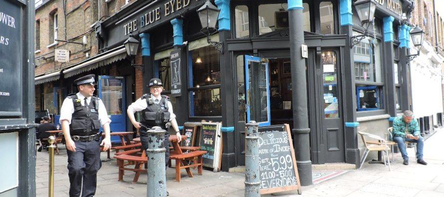 Atentatul de la London Bridge: Un client s-a intors a doua zi in Borough Market sa achite nota de plata