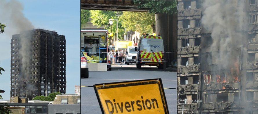 Cauza incendiului din Grenfell Tower a fost un frigider, a anuntat politia din Londra. Totodata, izolatia si placile cladirii au picat toate testele de siguranta
