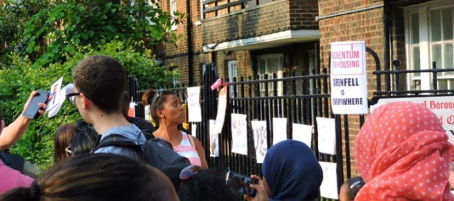 GRENFELL TOWER, LONDRA. Numarul mortilor ar putea fi mult mai mare! Mai multi imigranti care ar fi locuit in bloc nu sunt dati disparuti pentru ca nu erau inregistrati