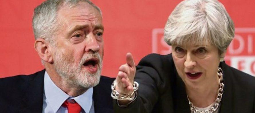 Rezultate alegeri Marea Britanie: Theresa May pierde majoritatea in Parlamentul de la Londra. Negocierile de Brexit ar putea fi amanate