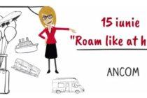 Roaming in tarile UE la preturi ca in Romania, din 15 iunie 2017. Ce se intampla dupa ce se epuizeaza minutele nationale