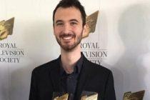 Tudor Massaci, un student roman in Marea Britanie, a triumfat la British Film Institute de la Londra