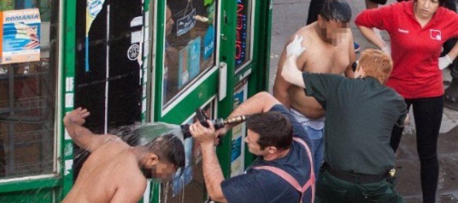 Un nou posibil atac cu acid la Londra, doi tineri au ajuns la spital