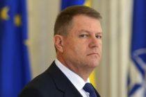 Iohannis a anuntat ca nu mai accepta nicio schimbare de ministri pana in decembrie: Asa nu se poate guverna. De asta se ocupa PSD, sa schimbe ministri