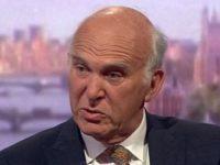 Vince Cable este noul presedinte al Partidului Liberal Democrat din Marea Britanie, dupa demisia lui Tim Farron