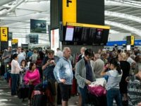 Thousands of UK travellers could miss flights as airports struggle to cope with new EU border rules and passport checks