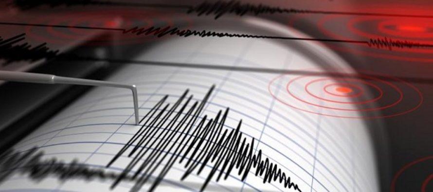 Cutremur cu magnitudinea de 4,3 pe scara Richter in zona Vrancea