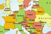 Unul din zece britanici nu stie unde este Irlanda pe harta
