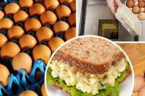 Sute de mii de oua contaminate in Marea Britanie. Lista supermarketurilor care isi retrag produsele de pe rafturi