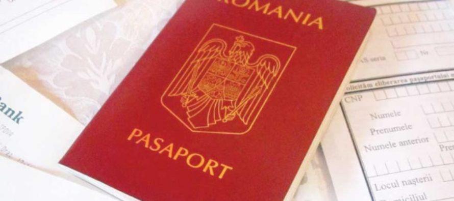 Atentionare pentru romanii din strainatate: Cozi uriase la ghiseele pentru eliberarea pasapoartelor