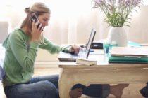 Tele-munca sau munca de acasa, reglementata si in Romania. Guvernul introduce un nou contract de munca