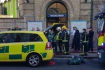 Explozie la metrou in statia Parsons Green din Londra, mai multi raniti. UPDATE