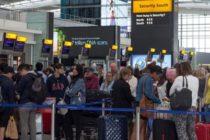 Politia metropolitana a arestat pe Aeroportul Heathrow o femeie suspectata de terorism