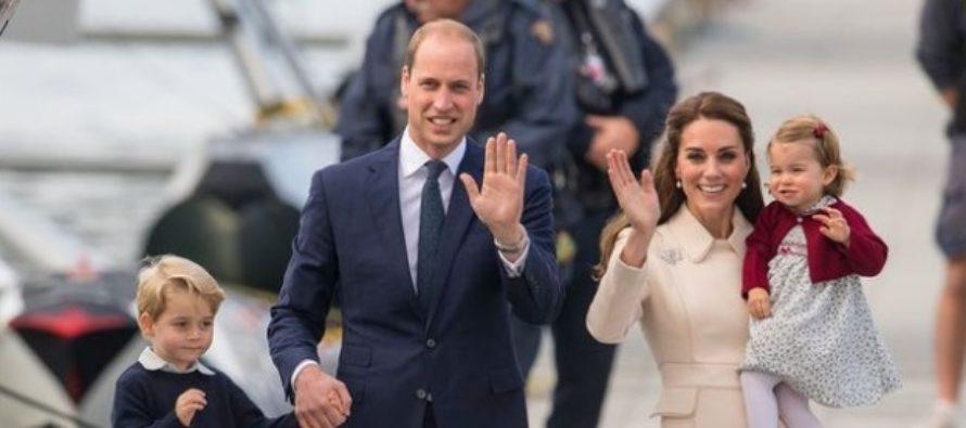 Inca un bebelus regal la Palatul Buckingham. Ducesa de Cambridge este din nou insarcinata