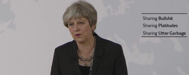 Marea Britanie cere o perioada de tranzitie de 2 ani dupa Brexit, a anuntat Theresa May in discursul sustinut la Florenta