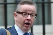 Scandal in Marea Britanie, dupa o gluma indoielnica facuta la radio de ministrul Mediului, Michael Gove