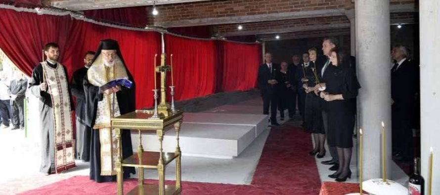 O eventuala inmormantare a Regelui Mihai, luata in calcul la Curtea de Arges. Cripta Regelui a fost descoperita