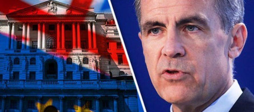 Guvernatorul Bancii Angliei: Marea Britanie pierde zece miliarde de lire anual dupa Brexit
