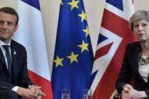 Marea Britanie ar putea semna un acord special cu Uniunea Europeana valabil dupa Brexit, anunta Macron