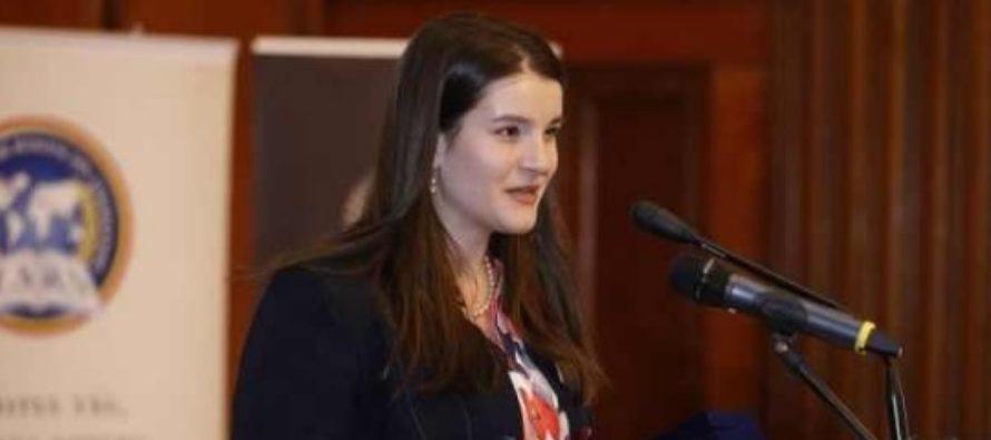Claudia Mitrofan, doctorand la Cambridge, a ales sa faca cercetare in medicina cardio-vasculara in Marea Britanie: Performanta e singurul criteriu care te recomanda