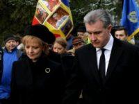 40 de zile de la moartea Regelui Mihai. Sute de oameni au fost alaturi de Familia Regala la Manastirea Curtea de Arges