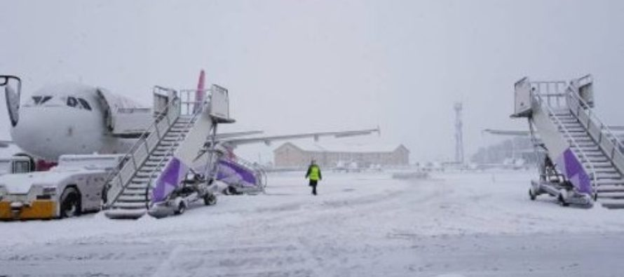 Zborul Constanta Mihail Kogalniceanu – Londra Luton a companiei Wizz Air a fost anulata
