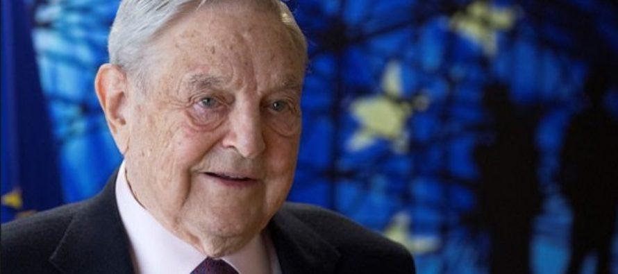 George Soros finanteaza o campanie anti Brexit in Marea Britanie. Campania, lansata la scara nationala in februarie, are ca scop un nou referendum