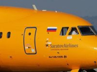A Russian Saratov Airlines passenger plane has crashed after leaving Moscow
