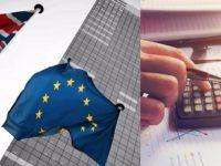 BREXIT - Aproape 3 milioane de firme din Marea Britanie, in prezent scutite de TVA, ar putea fi obligate sa plateasca TVA pentru vanzari catre clienti din UE