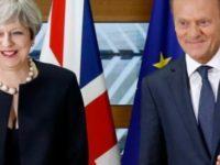 Acordul pentru Brexit va fi semnat de liderii UE in data de 25 noiembrie, a anuntat presedintele Consiliului European