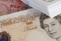 Marea Britanie a cunoscut cel mai rapid ritm de crestere a salariilor din 2015